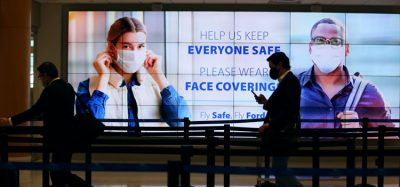 Ford Airport reassures passengers