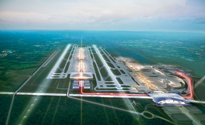 Gatwick second runway