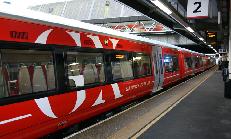 Gatwick Express connects the airport with key hubs across the UK