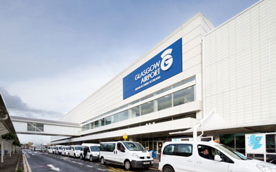 Glasgow Airport named as one of Europe's fastest growing airports