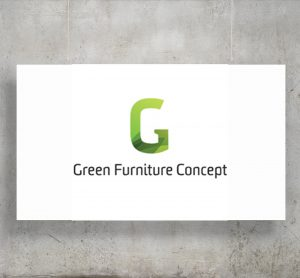 Green Furniture Concept - Content Hub