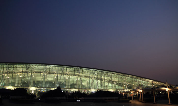 Guangzhou Baiyun International Airport - 15th largest airport in the world by passenger number