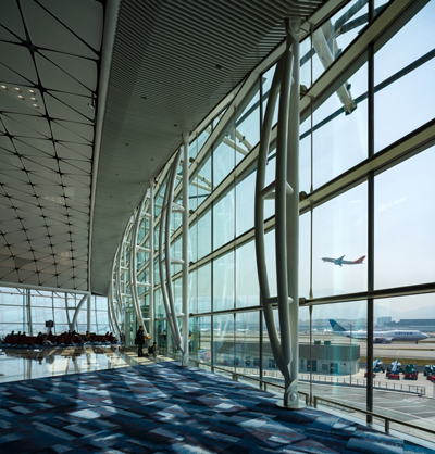 HKIA opens long awaited Midfield Concourse