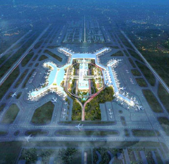 Adpi Wins A Competition In China For The New Terminal At
