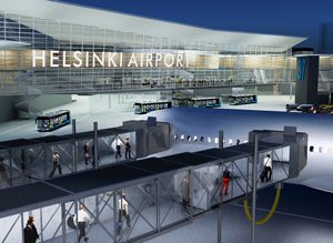 Helsinki Airport gets ready for 20 million passengers