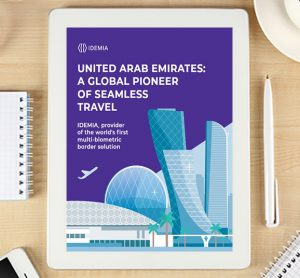 UAE's multi-biometric entry/exit program enables seamless border crossing