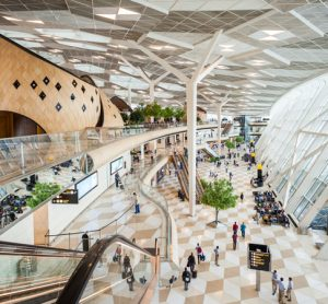 Heydar Aliyev Airport meets high standards of aviation security