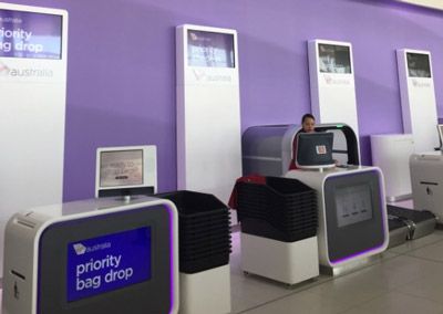 "SITA, the air transport communications and IT solutions provider, has developed a hybrid check-in solution in collaboration with Australian carrier Virgin Australia. The new check-in facility was launched in November 2015 at Perth Airport's new domestic terminal. The installation included the world's first single hardware common-use hybrid desks that can quickly switch from self-service bag drop mode to full-service traditional counters. The technology enables the airline to provide varying levels of self-service based on airline and passenger preferences all from the one common-use platform. Hybrid desks quickly switch from self-service bag drop points to traditional counters Ilya Gutlin, SITA President, Asia Pacific, said: ""This is a very exciting time for both Virgin Australia and SITA. The airline's new domestic terminal at Perth Airport has been designed to manage passengers quickly and with the level of service they want. Working together with Virgin Australia has allowed us to combine our innovative ideas and deliver this ground-breaking technology."" The hybrid desks are the world's first implementation of the latest IATA specifications which support both agent desk operations and self-service bag drop using a single set of hardware."