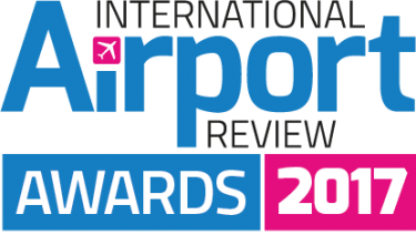 International Airport Review Awards 2017 logo