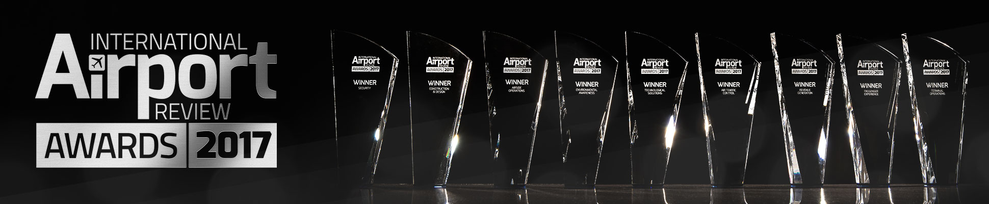 International Airport Review Awards 2017 - Winners Announced