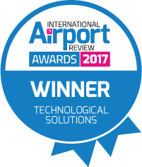 Airport Technological Solutions Award winner
