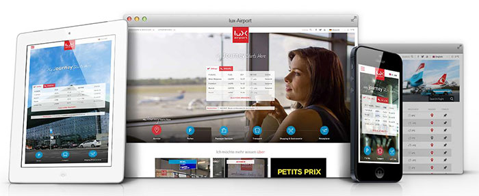 ICON LUX-Airport Digital Solution