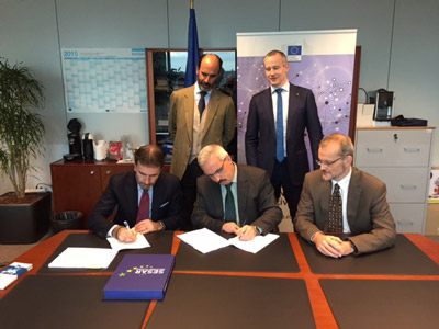INEA approves European air traffic management project