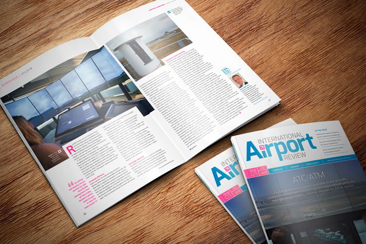 International Airport Review issue 1 2018 magazine