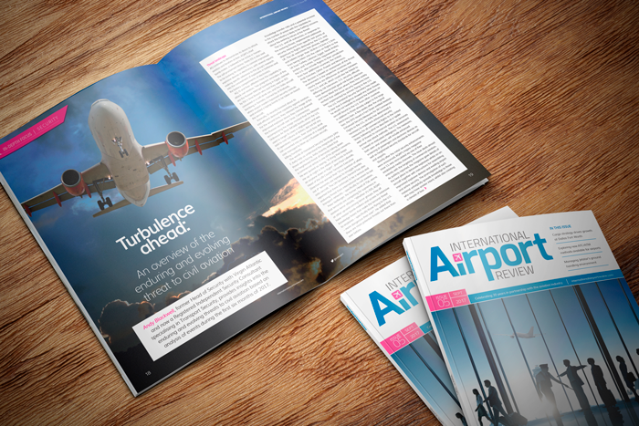 International Airport Review issue 5 2017 print magazine