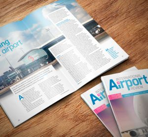 International Airport Review magazine issue 3 2018