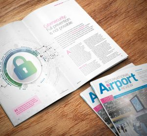International Airport Review magazine Issue 2 2017 spread