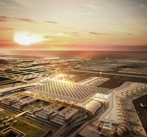 Intelligent, efficient and safe: Airfield Ground Lighting at Istanbul New Airport
