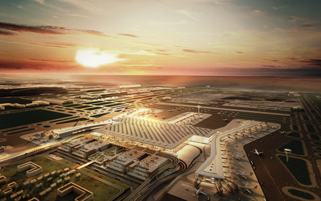 Istanbul New Airport: A hub for the 21st century