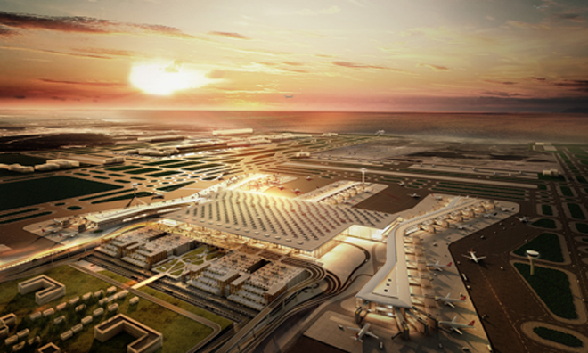 Istanbul New Airport to create thousands of new jobs