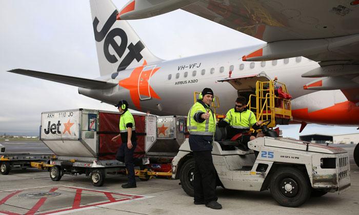 Managing Jetstar's mixed ground handling environment