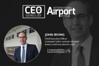 CEO of Liverpool Airport hopes to see growth for regional airports