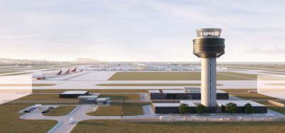 Construction contract for Jorge Chavez Airport control tower awarded