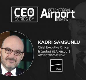 CEO of Istanbul Airport believes aviation brings the world closer together