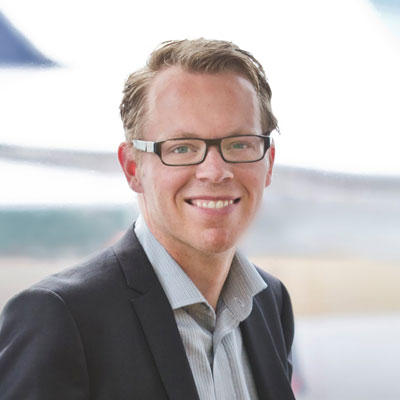 Kasper Hounsgaard, Managing Partner of Copenhagen Optimization