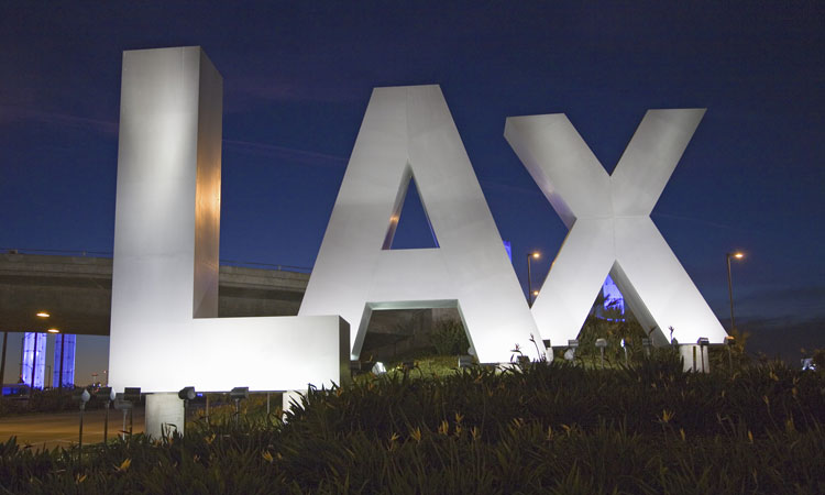 Wireless emergency alert test to be undertaken by LAX