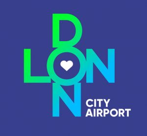 London City Airport has re-branded with new contemporary look