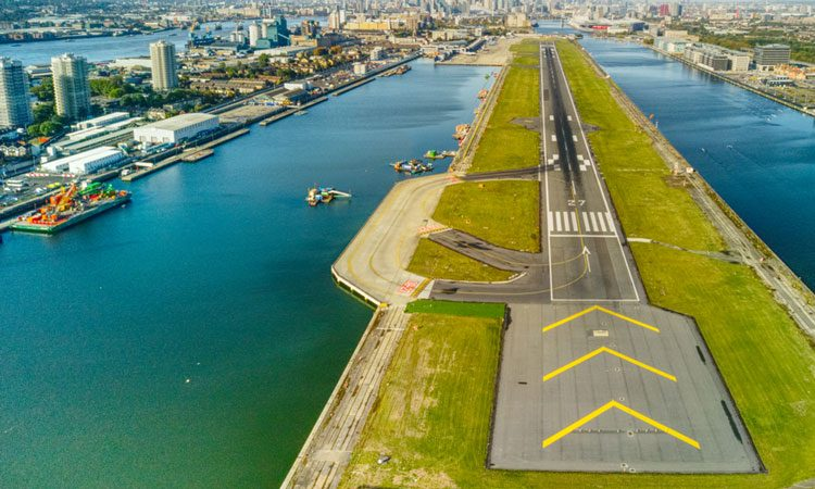 London City Airport receives London Living Wage accreditation