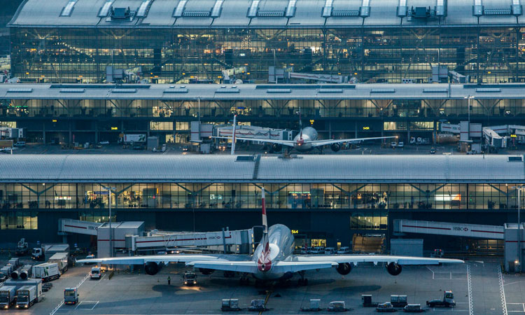 London Heathrow sees continued passenger growth