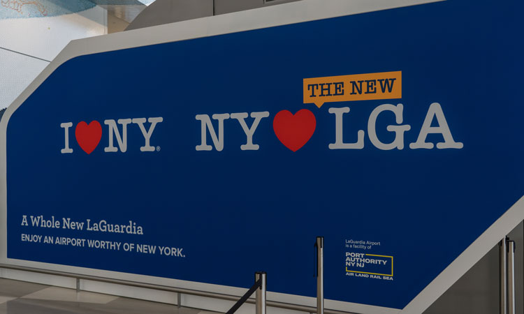 LaGuardia Terminal B renovation is complete