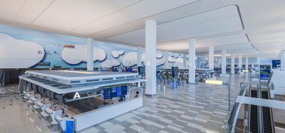 New Terminal B Arrivals and Departures Hall opens at LaGuardia Airport