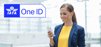 One ID - Lady with mobile phone
