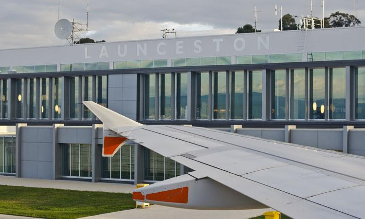 Launceston Airport implements new hygiene measures