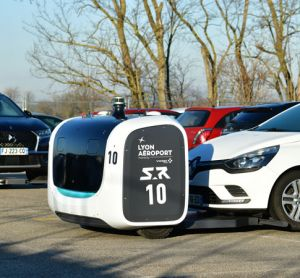 Lyon Airport to expand robotic parking service with additional spaces