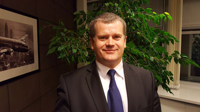 Mariusz Szpikowski new General Director of PPL and Chopin Airport Director