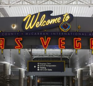 McCarran Airport construction begins