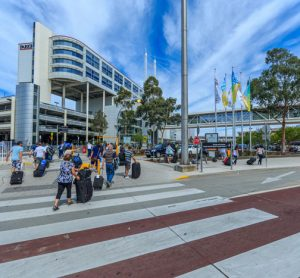 Record breaking passenger numbers for Melbourne Airport