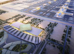 Middle East mega airport project to showcase at Airport Show