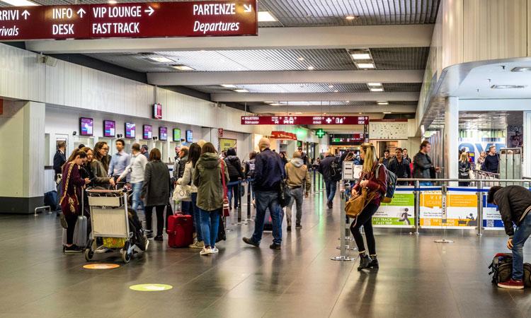 Milan terminal design