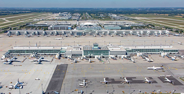 Munich Airport recognised for efforts to reduce carbon emissions