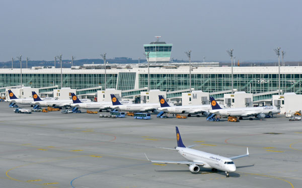 Munich international airport muc international airport review munich airport innovative and sustainable ccuart Images