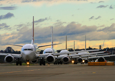 New algorithms developed to help reduce airport congestion