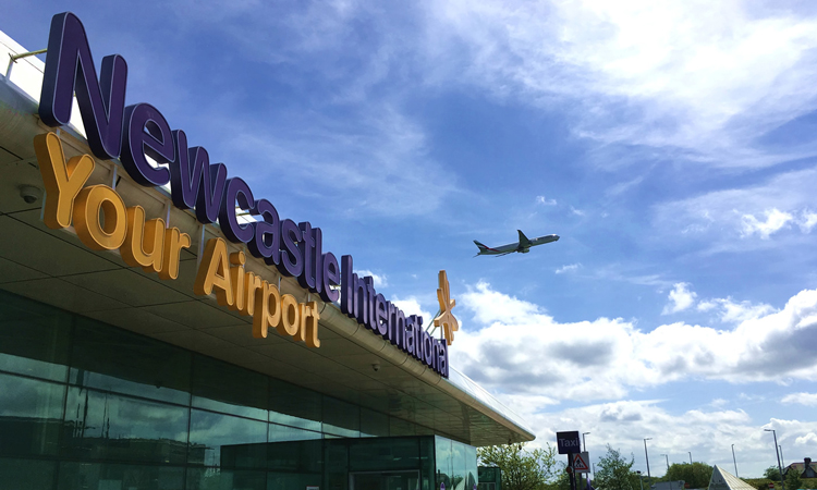 Newcastle Airport announces 2035 net-zero emissions target