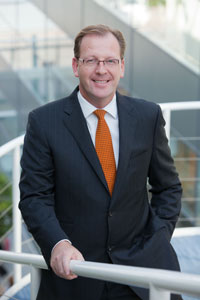 Stansted Airport's Managing Director, Nick Barton
