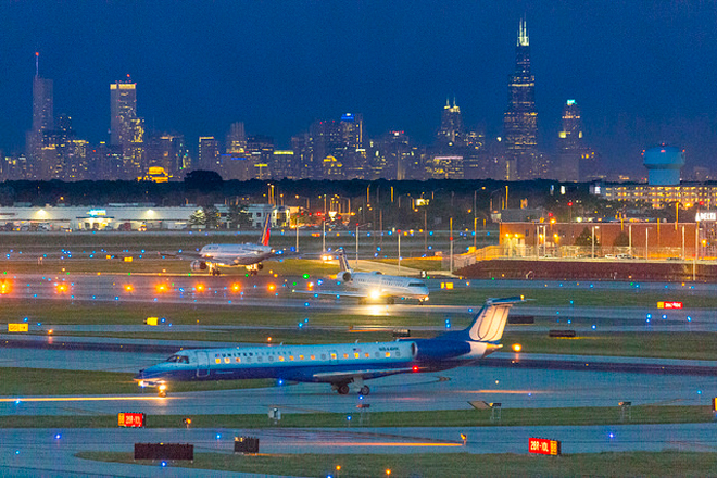 O'Hare International Airport receives top marks for airfield safety