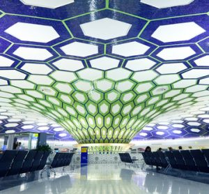Passenger growth continues at Abu Dhabi International Airport